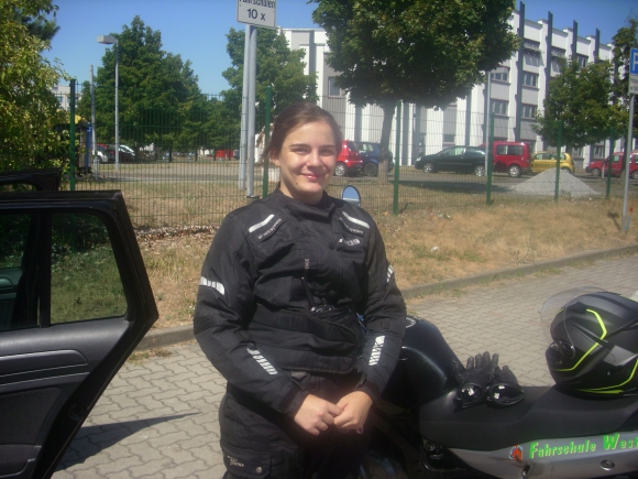 Emilie Ackermann 26.7.19
