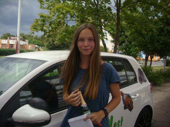 Isabel Damme 18.7.16