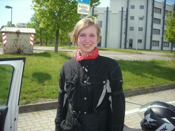 Janine Leuthäuser 14.4.16